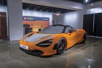 """McLaren 720S phiên bản Lego cực """"chất"""""""