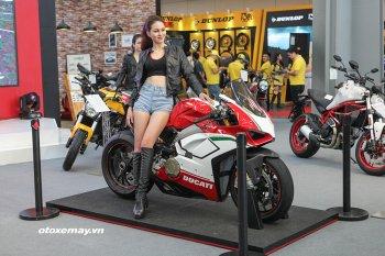 Panigale V4 Speciale tâm điểm gian trưng bày của Ducati Việt Nam