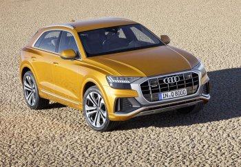 """Audi Q8 2019 trình làng với """"đồ chơi"""" đẳng cấp"""