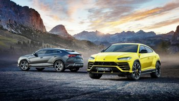 "Lamborghini Urus Plug-in Hybrid: xe ""xanh"" tốc độ 300km/h"