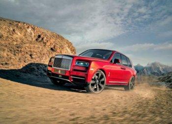 """Người """"vẽ"""" kiệt tác SUV Cullinan rời bỏ Rolls-Royce"""