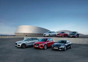 Mua xe Jaguar và Land Rover hưởng bảo hiểm thủy kích hữu dụng