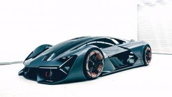 Vì sao Lamborghini chưa tung ra siêu xe điện