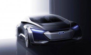 Audi lên kế hoạch sản xuất nhiều xe tự lái dựa trên concept Aicon EV