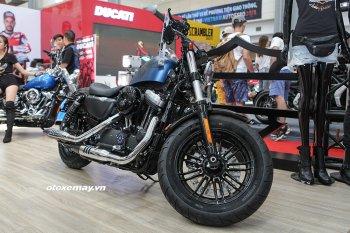 Phiên bản đặc biệt Harley-Davidson Forty-Eight Anniversary có giá 653 triệu đồng