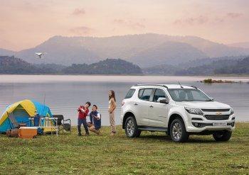 Chevrolet Việt Nam kiểm tra xe miễn phí cho khách hàng