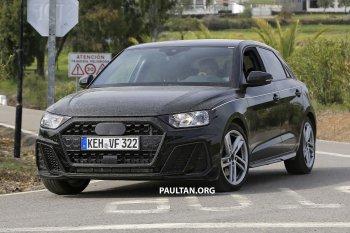 Audi A1 2019 hứa hẹn ra mắt với nhiều cải tiến