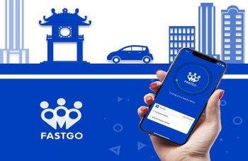 Ra mắt ứng dụng gọi xe FastGo, Grab có thêm đối thủ mới