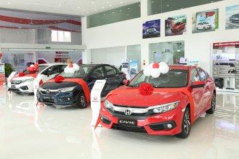 Honda khai trương đại lý 5S thứ 28 tại Việt Nam