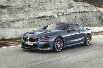 BMW chính thức giới thiệu 8 Series Coupe hoàn toàn mới