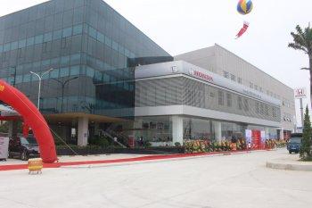 Honda khai trương thêm đại lý tiêu chuẩn 5S tại Ninh Bình