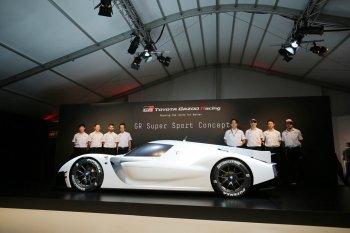 Toyota xác nhận sản xuất siêu xe