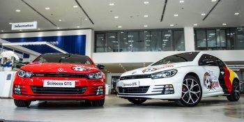 Volkswagen tặng khách hàng 40 triệu đồng khi mua Scirocco
