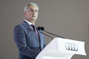 Audi thay CEO ngay sau khi người cũ bị bắt giữ