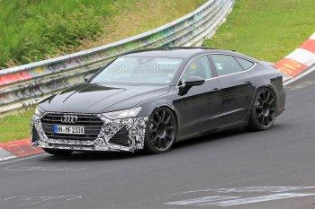 Audi RS7 2019 chạy thử nghiệm với động cơ V8 600 mã lực