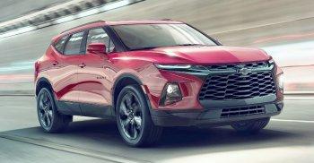 Chevrolet hồi sinh SUV Blazer