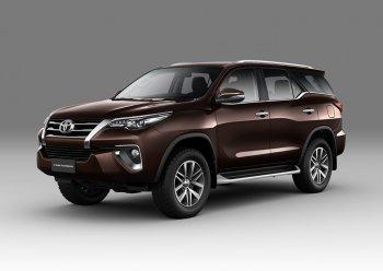 Toyota Fortuner trở lại với giá cao nhất 1,354 tỷ đồng