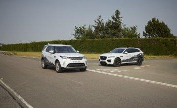 Jaguar Land Rover ứng dụng công nghệ kết nối giúp xe thông minh hơn