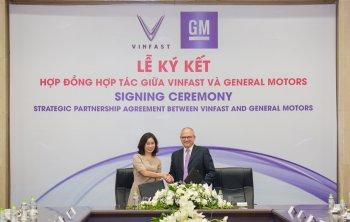 GM Việt Nam chính thức về tay VinFast
