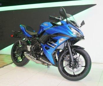 """Kawasaki Ninja 650 2018: Sportbike """"ẩn số"""" trên đường Việt"""