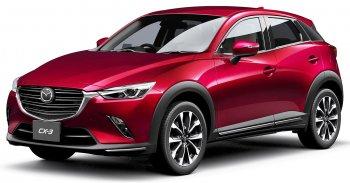 Mazda CX-3 bản nâng cấp 2018 ra mắt Đông Nam Á, giá từ 689 triệu đồng