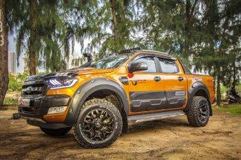 """Cẩm nang đồ chơi cho ôtô off-road vào hè - Kỳ 1: Biến xe pick-up thành """"chiến binh"""" đẹp như xe concept"""