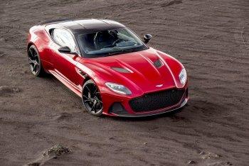 Siêu xe 715 mã lực Aston Martin DBS Superleggera giá 6,8 tỷ đồng