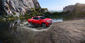 Chevrolet Colorado thêm phiên bản mới, giá 651 triệu đồng