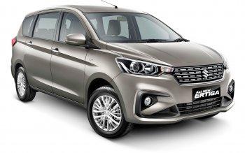 Xe gia đình Suzuki Ertiga 2018 hút hàng