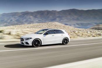 Mercedes-Benz A-Class thế hệ mới có thêm bản PHEV và EV