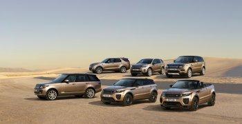 Giảm 110 triệu đồng khi mua xe Jaguar, Land Rover