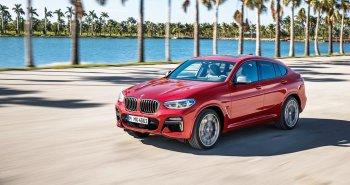 Cận cảnh BMW X4 2019 mới ra mắt
