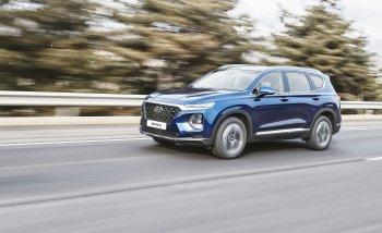 "Crossover Hyundai Santa Fe 2019 ""đầy ắp"" tiện nghi, giá từ 25.500 USD"