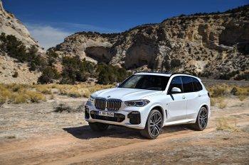 SUV hạng sang BMW X5 2019 chốt giá gần 62.000 USD