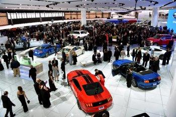 """Triển lãm Detroit Auto Show """"buông màn"""", chưa hẹn ngày tái ngộ"""