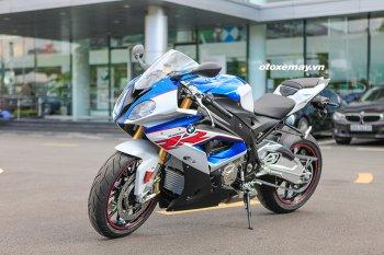 Chi tiết Sportbike BMW S1000RR 2018 giá 599 tại VN