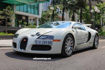 Bất ngờ về việc Bugatti Veyron vượt hành trình 2.000 km từ Nam ra Bắc