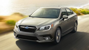 Subaru Legacy và Outback 2019 chốt giá từ 500 triệu đồng