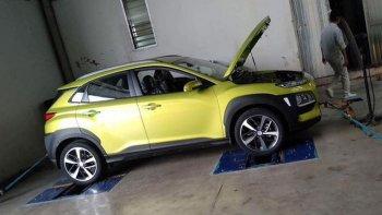 Hyundai Kona lộ diện tại Việt Nam, giá khoảng 620 triệu đồng ?