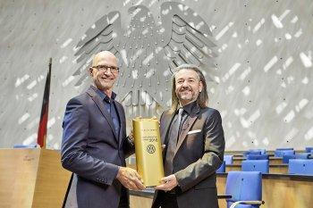 """Volkswagen nhận giải """"Thương hiệu đột phá nhất"""" năm 2018"""