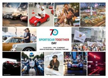Lễ hội kỷ niệm 70 năm Porsche lớn nhất Đông Nam Á