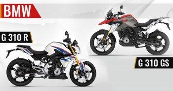 BMW Motorrad triệu hồi G 310 R và G 310 GS