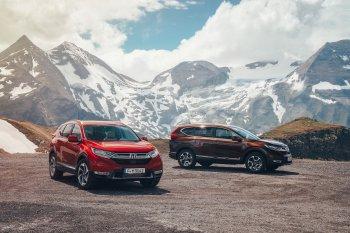 Honda CR-V 2018 được kỳ vọng có độ cứng thân xe tốt nhất phân khúc