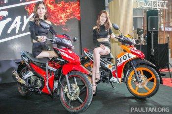 Đắt hơn Future tại Việt Nam, Honda Dash 125 2018 có gì