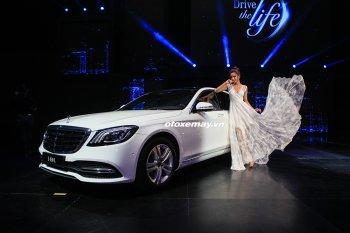 Mercedes-Benz Fascination 2018: Màn trình diễn trẻ trung hiện đại của xe Đức