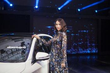 """""""Bóng hồng"""" quý phái tại Mercedes-Benz Fascination 2018"""