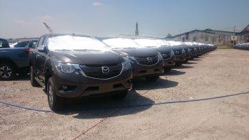 Lô xe Mazda BT-50 nhập khẩu mới đã có mặt tại Việt Nam, chuẩn bị được bán ra?