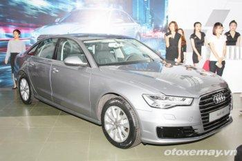 Audi triệu hồi xe A5 và A6 tại Việt Nam