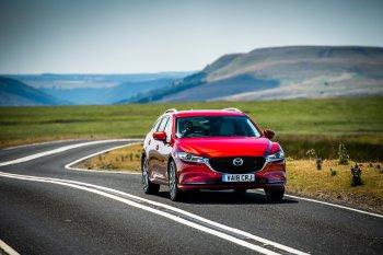 Mazda6 2018 bản facelift nội thất yên tĩnh và tiết kiệm xăng hơn