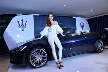 Maserati GranCabrio 2018 chính thức ra mắt